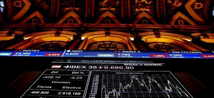 El Ibex 35 cotiza con suaves descensos sin el apoyo de Wall Street