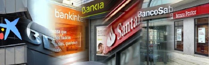 Banca Española se dispara en Bolsa hasta 10%