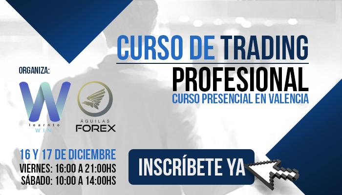 Curso de Trading Profesional en Valencia