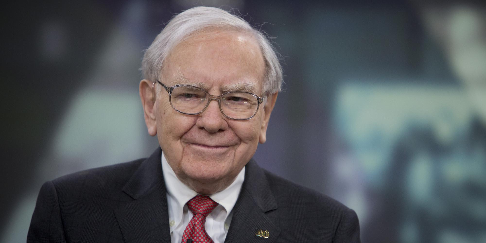 10 lecciones de Warren Buffet sobre la vida y los negocios