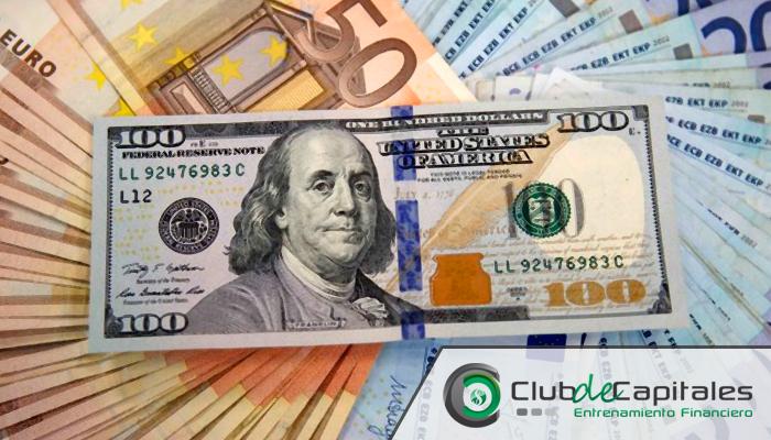 EUR/USD Ondas de Elliott - ClubdeCapitales