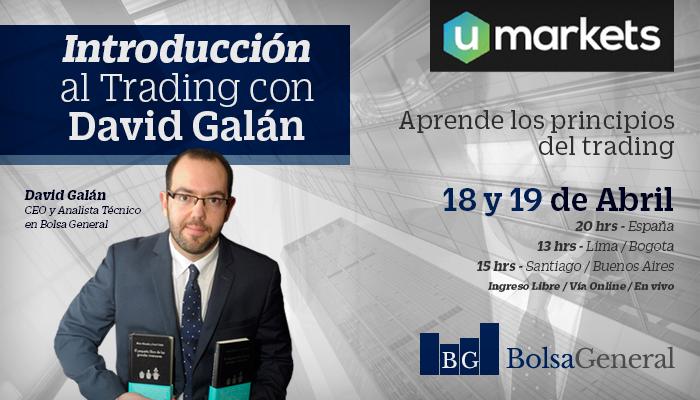 Introducción al Trading con David Galán