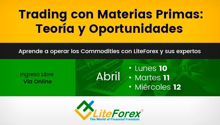 Trading con Materias Primas: Teoria y Oportunidades
