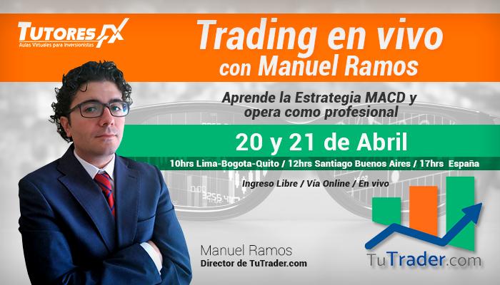Trading en vivo de Manuel Ramos