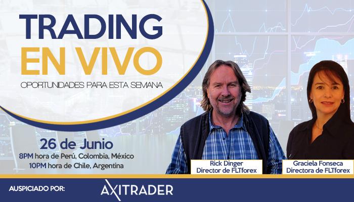 Trading en Vivo - Oportunidades de Trading