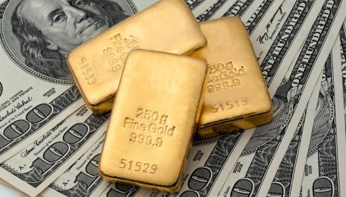 Oro al alza ante un dólar más débil