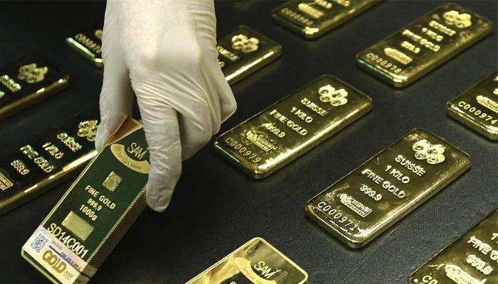 Los futuros del oro subieron durante la sesión de EE.UU 17-08-17