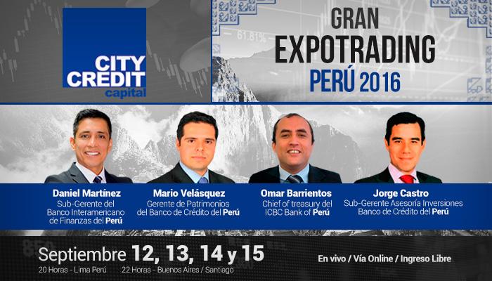 Expotrading Perú 2016