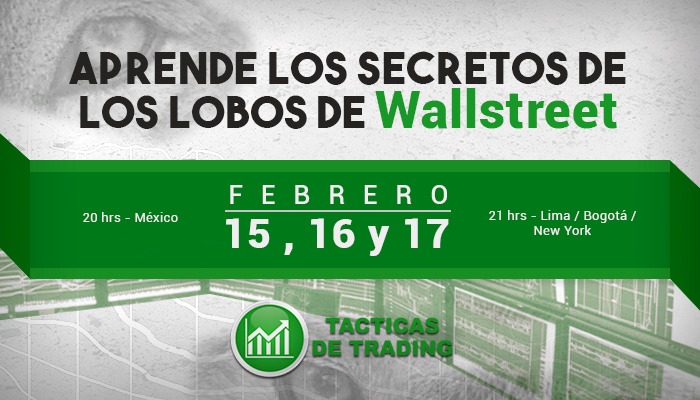 Aprende las técnicas de los lobos de Wall Street