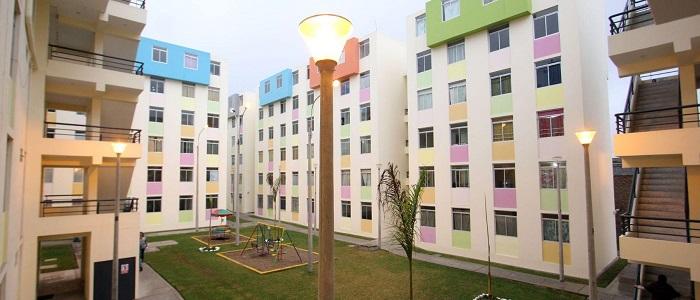 15,000 inmuebles nuevos oferta Mivivienda en Lima