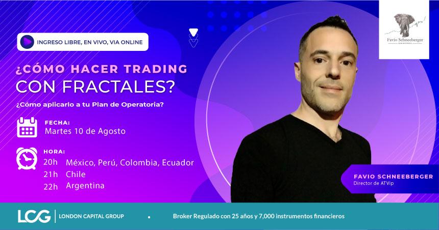 ¿Cómo hacer Trading con Fractales?