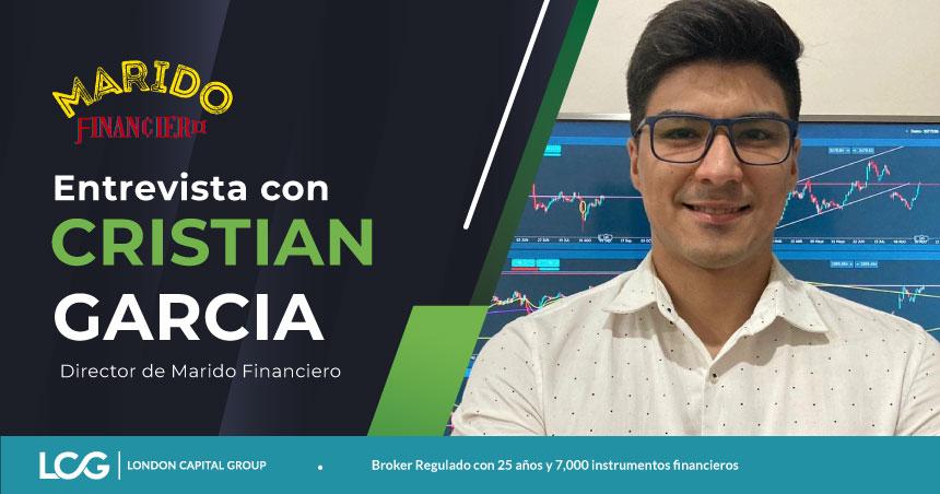 Entrevista a Cristian Garcia