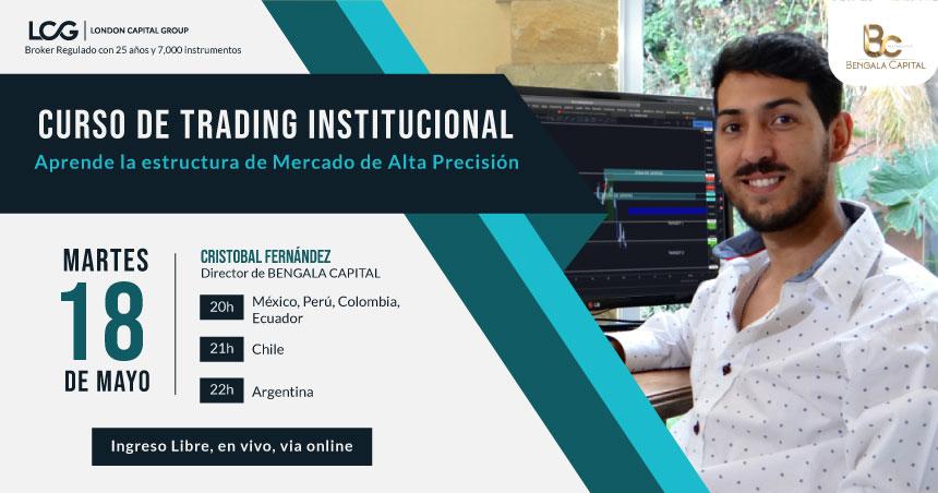 Curso de Trading Institucional