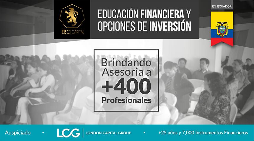Educación Financiera y Opciones de Inversión - EBC