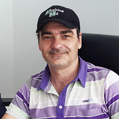 perfil Sergio Turi