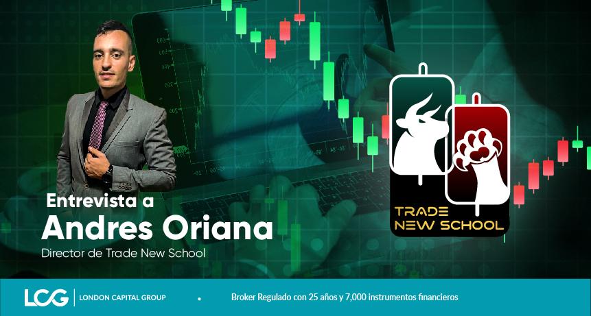 Entrevista a Andres Oriana, Director de Trade New School
