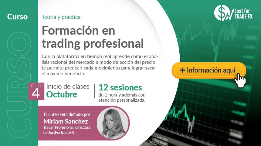 Curso: Formación en trading profesional