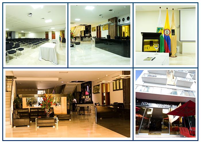 Collage Evento Medellín