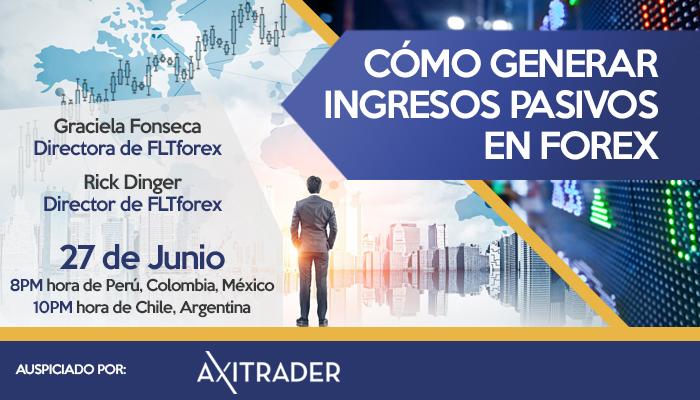 ingresos pasivos Forex FLTforex